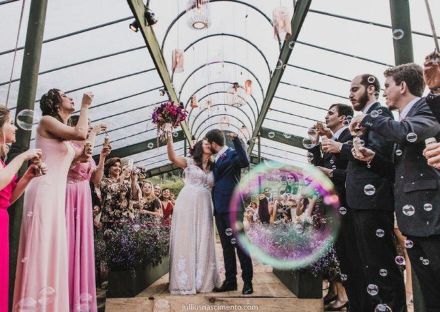 Preferências, desejos e ambições dos noivos: todo o conjunto que garante a realização do sonho!