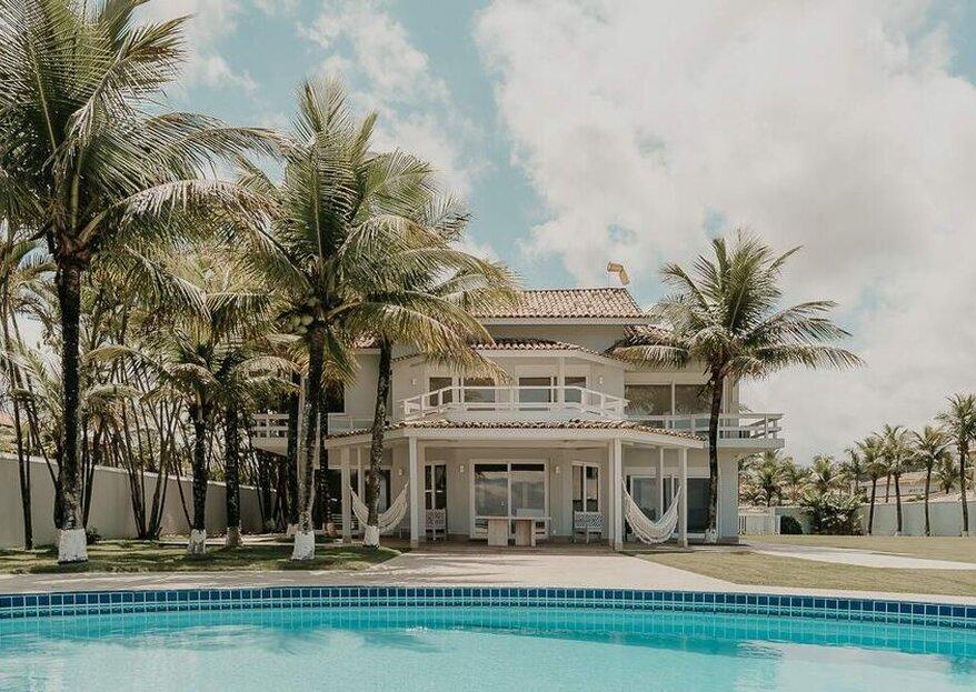 HEE Beach House: Projeto Personalizado  para a realização do seu sonho