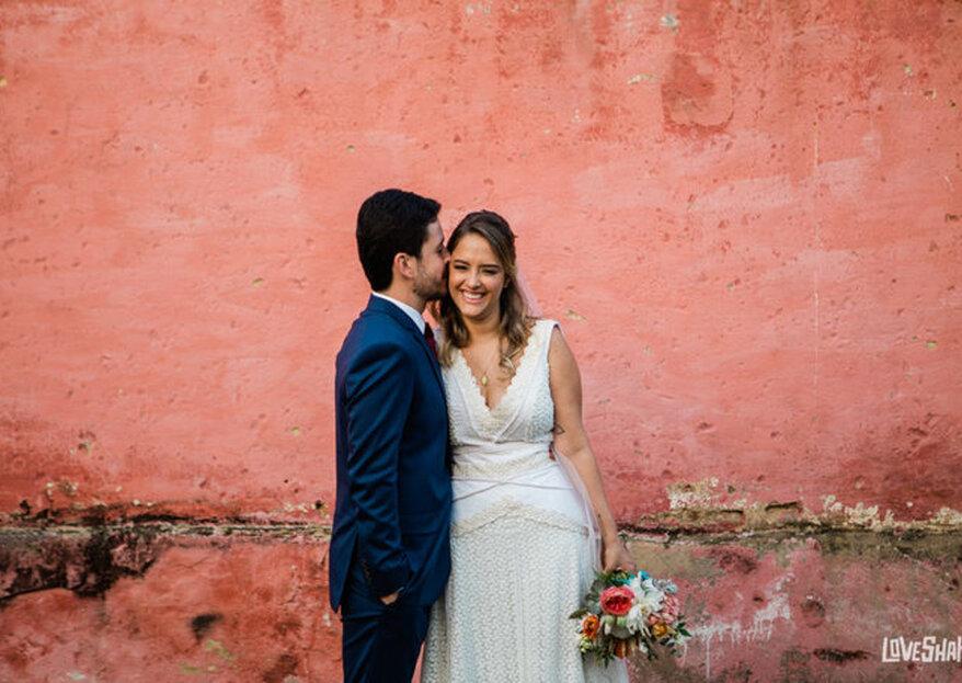 Cientista afirma: casar é melhor do que só morar junto!