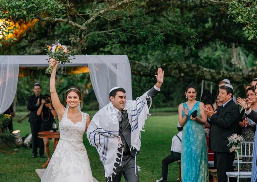 4 curiosidades sobre as tradições de um casamento judaico