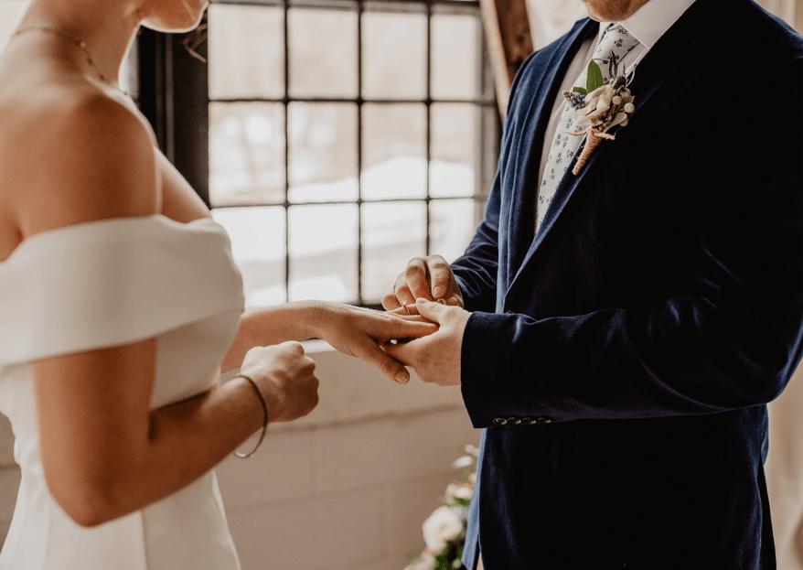 10 razões para escolher se casar no meio da semana