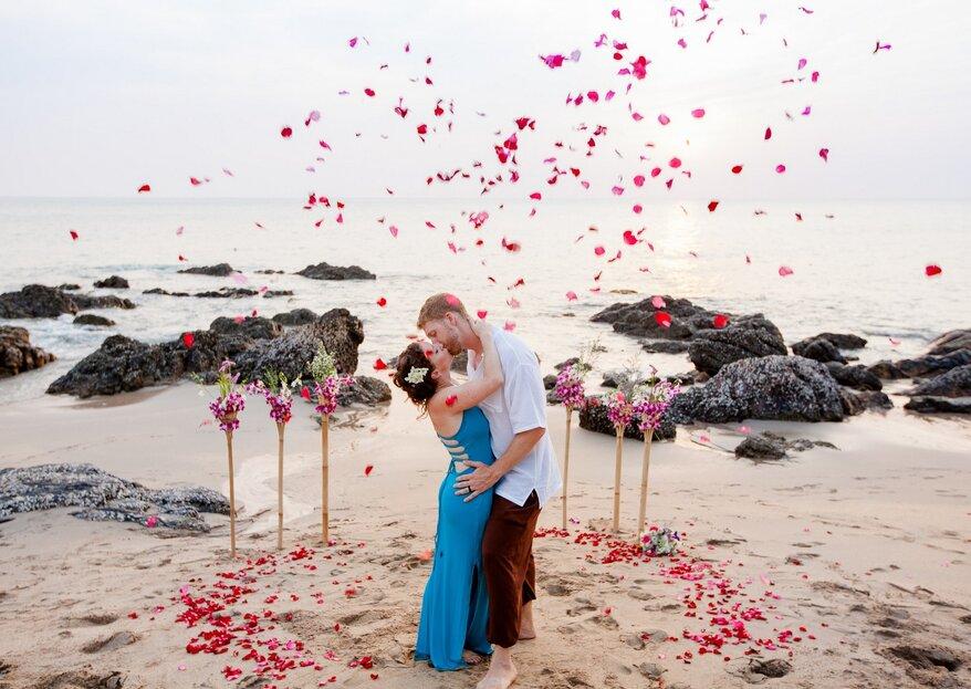 Por que e onde celebrar um Destination Wedding íntimo