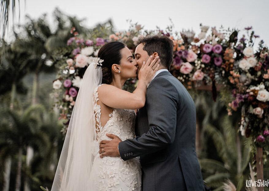 Aposte em espaços com infraestrutura impecável para organizar o casamento dos seus sonhos com toda a comodidade!