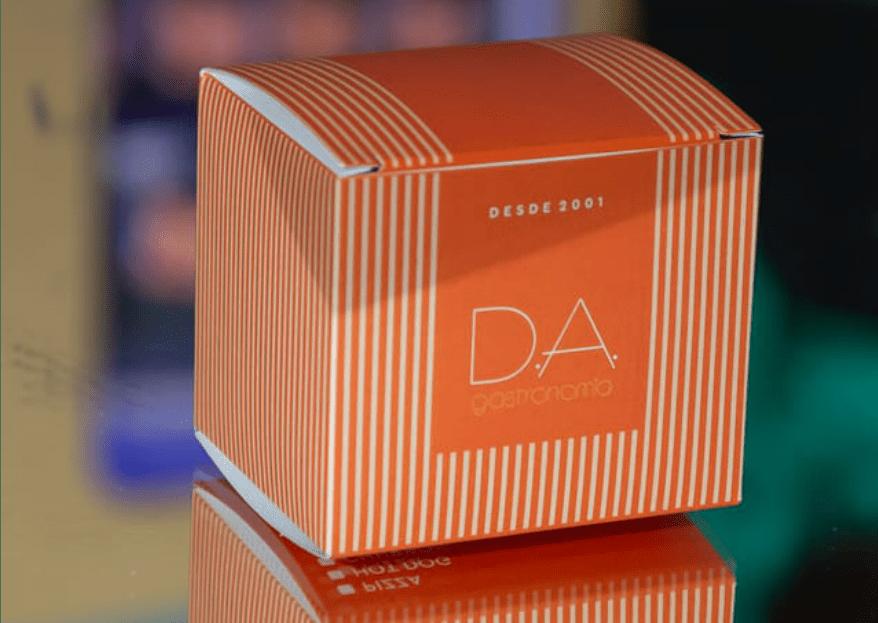 D.A. Gastronomia inova com a máquina de fast food que promete muita felicidade dentro da caixinha!