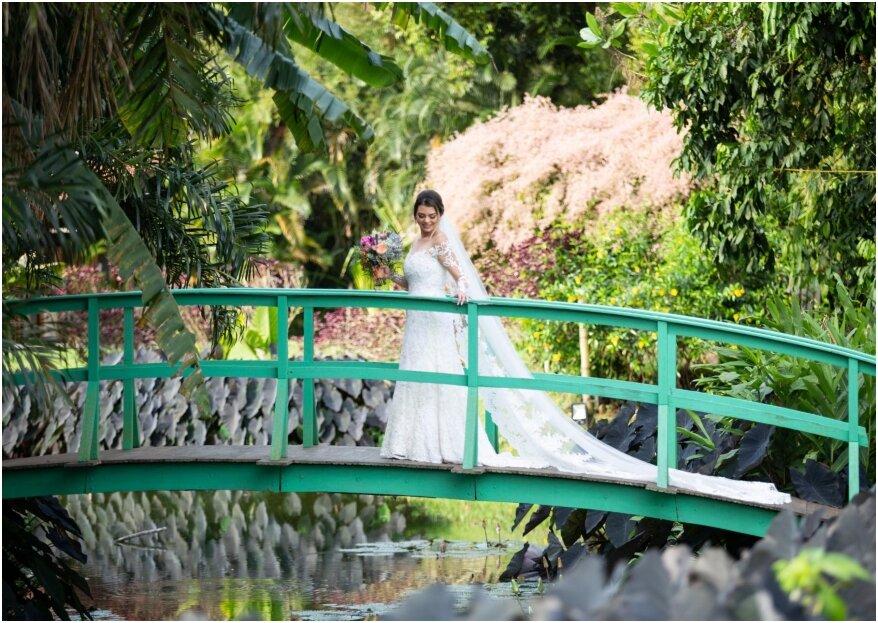 Cinthia e Diego: um casamento com toda sofisticação e romantismo que esse grande dia pede!