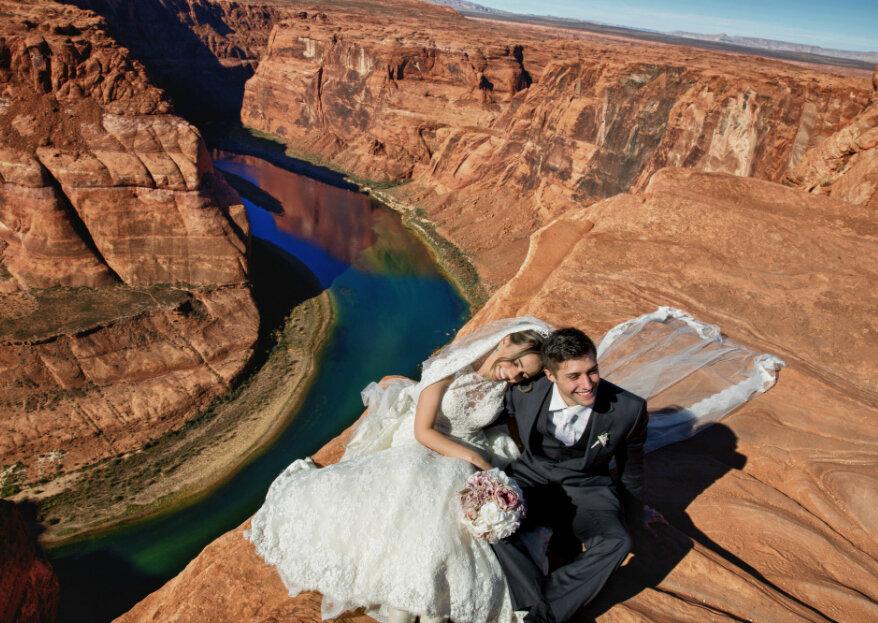 Giovani Garcia: você e seu vestido de noiva registrados de forma épica em uma sessão trash-the-dress!