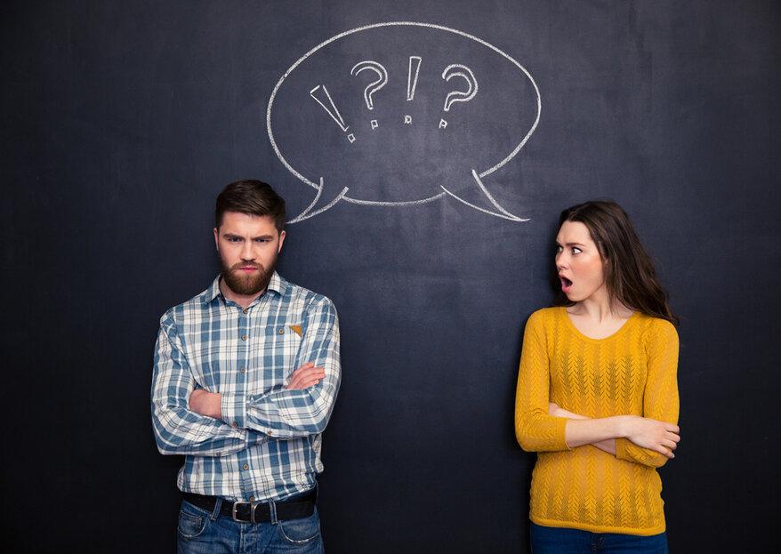 DR de casal: palavras e expressões que JAMAIS devem ser ditas!