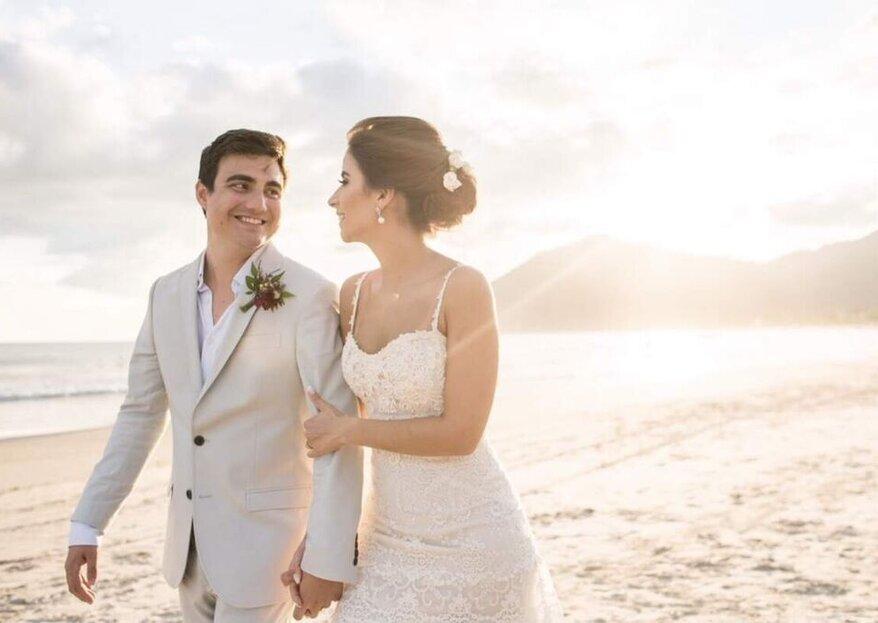 Aposte em um time de ótimos fornecedores para ter o casamento perfeito que você sempre quis!