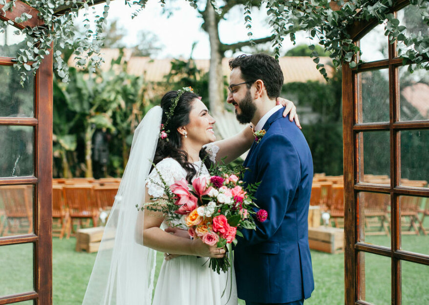 Espaço e a decoração do seu dia: a grande aliança que será o sucesso do seu casamento!