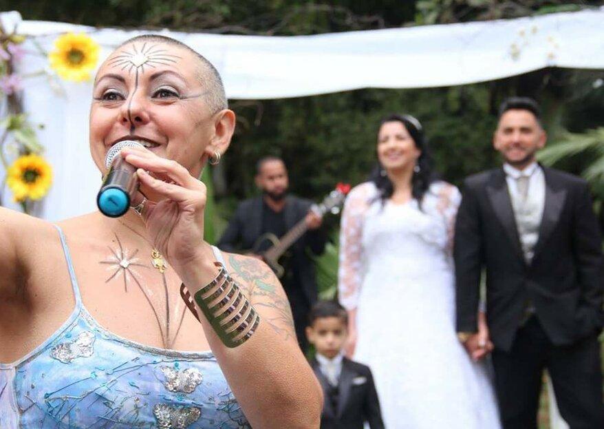 A Casamenteira, Carla Careca: Celebrar o amor de uma forma única e emocionante!