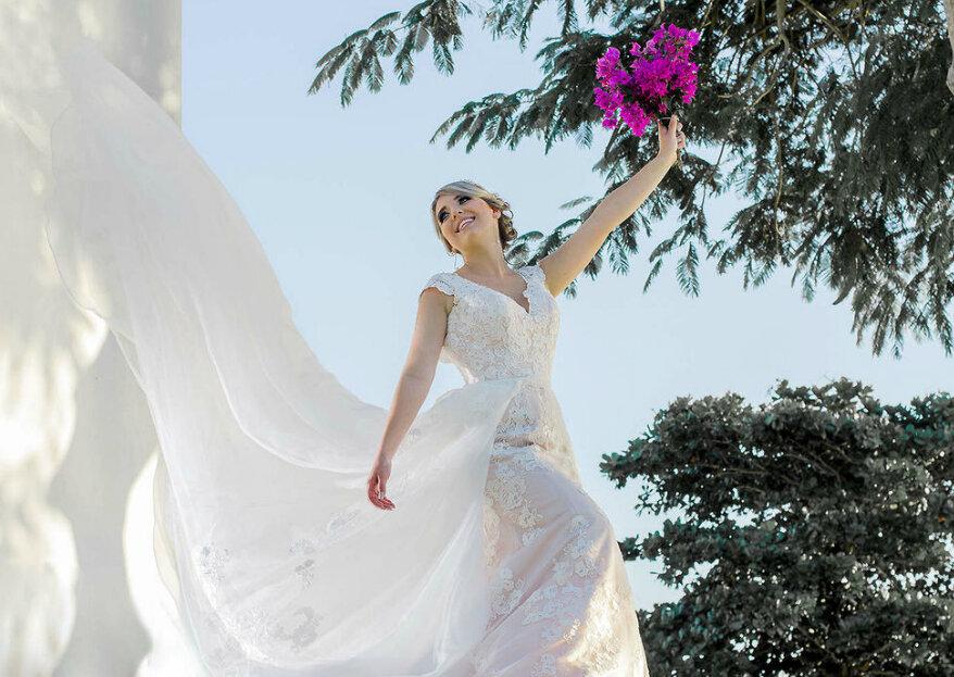 La Belle by Raquel Fernandes: a beleza que toda noiva procura para arrasar no dia do casamento