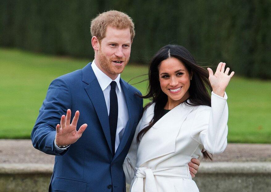 O casamento real de Harry e Meghan: tudo o que sabemos até agora
