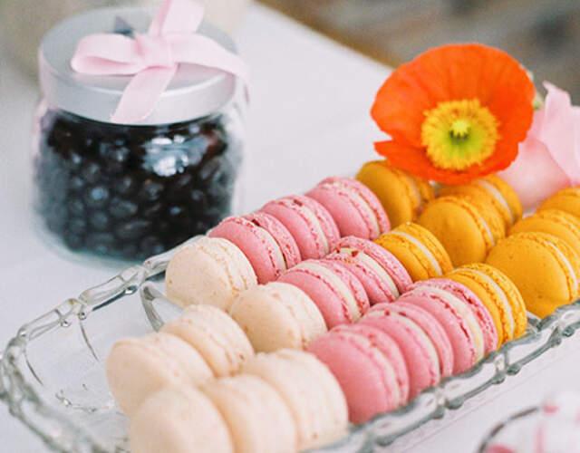 Bolos e doces para casamentos Macae