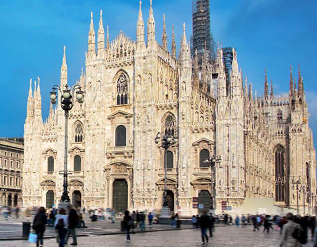 O melhor para seu casamento - Milano