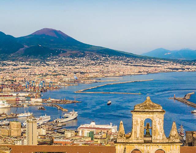 O melhor para seu casamento - Napoli