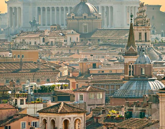 O melhor para seu casamento - Roma