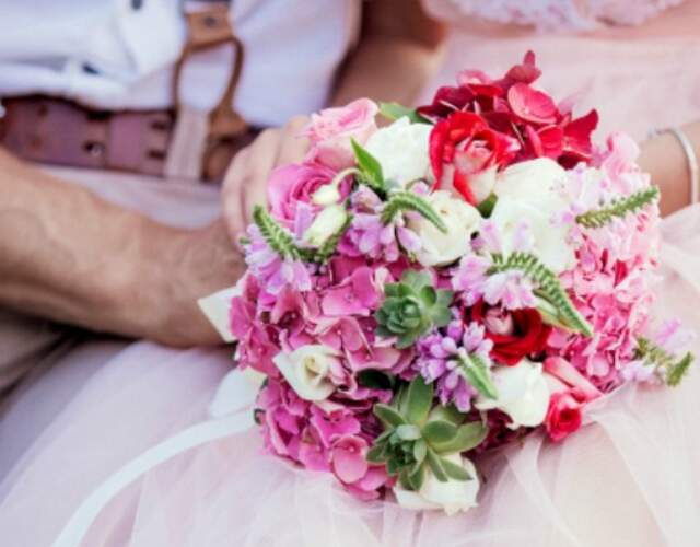 Flores e buquês para casamentos Caxias do Sul