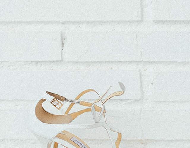 Sapatos para noivas Goiânia