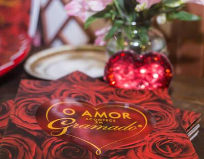O AMOR ACONTECE EM GRAMADO - Destination e Elopement Wedding