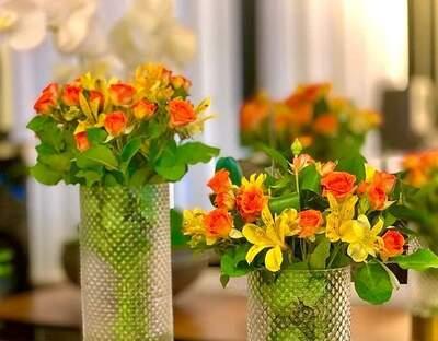 Floricultura Flores e Folhas